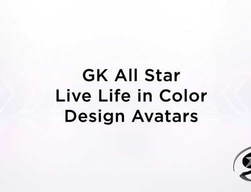 GK All Star Live Life in Color Avatars