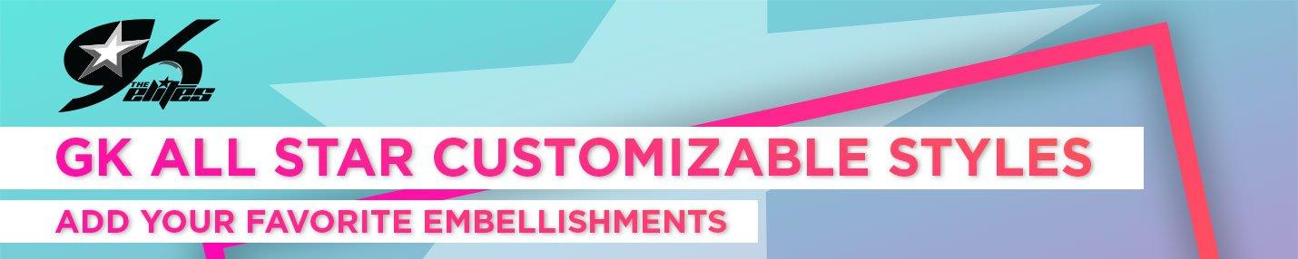 GK All Star Customizable gear
