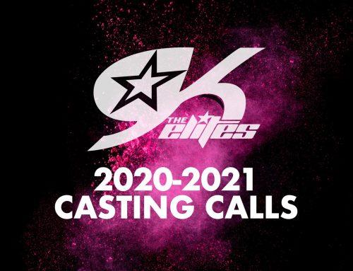 The GK ELITES 2020-2021 Casting Calls